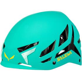SALEWA Vayu Helm, turquoise